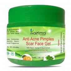 KAZIMA Anti Acne Pimples Scar Face Gel