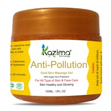 KAZIMA Anti-Pollution Gold Skin Massage Gel