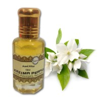 Aseel Attar Perfume - Pure Natural Undiluted (Non-Alcoholic)