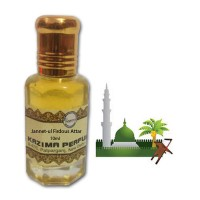 Jannet-ul Firdous Attar - Pure Natural Undiluted (Non-Alcoholic)