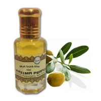 Musk Gazala Attar - Pure Natural Undiluted (Non-Alcoholic)