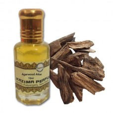 Agarwood Attar - Pure Natural Undiluted (Non-Alcoholic)