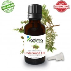 Cedarwood Oil 100% Pure Natural & Undiluted Oil