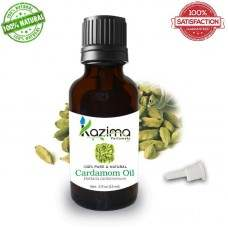 Cardamom Oil 100% Pure Natural & Undiluted Oil
