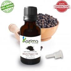 Black Pepper Oil 100% Pure Natural & Undiluted Oil