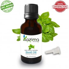 Basil Oil 100% Pure Natural & Undiluted Oil