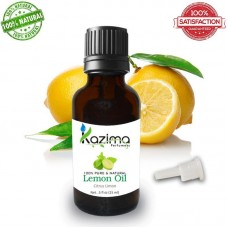 Lemon  Oil 100% Pure Natural & Undiluted Oil