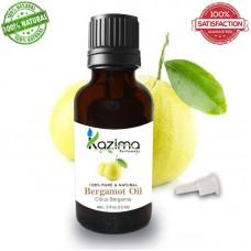 Bergamot Oil 100% Pure Natural & Undiluted Oil