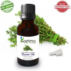 Thyme Oil 100% Pure Natural & Undiluted Oil