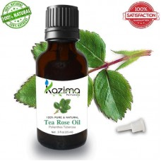 Tea Rose Oil 100% Pure Natural & Undiluted Oil