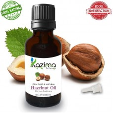 Hazelnut Oil 100% Pure Natural & Undiluted Oil