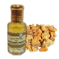 Choya Loban Attar - Pure Natural Undiluted (Non-Alcoholic)