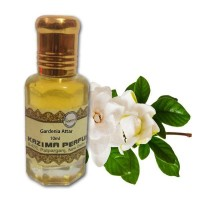 Gardenia Attar - Pure Natural Undiluted (Non-Alcoholic)