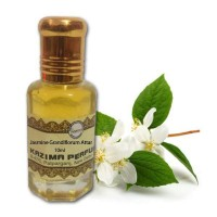 Jasmine Grandiflorum Attar- Pure Natural Undiluted (Non-Alcoholic)