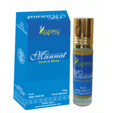 Mannat Apparel Concentrated Attar Perfume (8ml Rollon free From Alcohol)