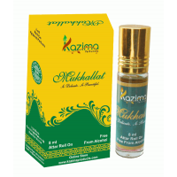 Mukhallat Rollon Attar Perfume 8ml - Apparel Concentrated (Free From Alcohol)
