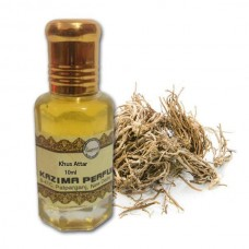 Khus Attar - Pure Natural Undiluted (Non-Alcoholic)