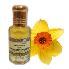 Narcissus Attar- Pure Natural Undiluted (Non-Alcoholic)