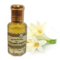 Rajnigandha Attar - Pure Natural Undiluted (Non-Alcoholic)