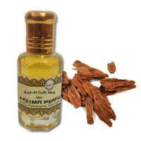 Rooh-Al-Oudh Attar - Pure Natural Undiluted (Non-Alcoholic)