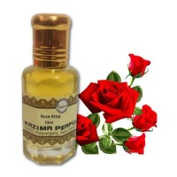 Rose Attar - Pure Natural Undiluted (Non-Alcoholic)