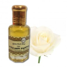 White Musk Attar - Pure Natural Undiluted (Non-Alcoholic)