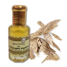White Oud Attar - Pure Natural Undiluted (Non-Alcoholic)