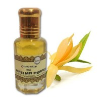 Champa Attar - Pure Natural Undiluted (Non-Alcoholic)