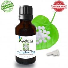 Camphor Oil 100% Pure Natural & Undiluted Oil