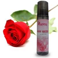Rose Water Skin Toner Spray (135 ML) - 100% Pure Natural Undiluted (Gulab Jal)