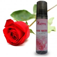 Rose Water Skin Toner Spray (135 ML) - 100% Pure Natural Undiluted (Gulab Jal)